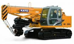 Kato. Буровая KATO KE-1500, 4 500 куб. см.