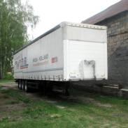 Schmitz. Продам полуприцеп S01 тентованный 2007 г. в Томске, 39 000 кг.