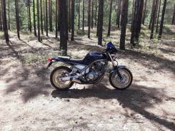 Yamaha SRX. 400 куб. см., исправен, птс, без пробега