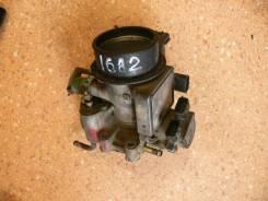 Заслонка дроссельная. Nissan Cube, Z10 Двигатель CGA3DE