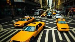Компания такси предлагает партнерство.