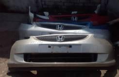 Бампер. Honda Fit, GD4, GD3, GD2, GD1 Двигатели: L13A, L15A