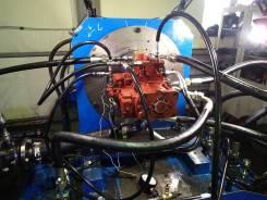 Стендовые испытания гидронасосов и гидромоторов. Ремонт гидравлики.