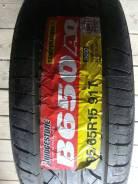 Bridgestone B650AQ. Летние, без износа, 1 шт