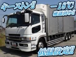 Mitsubishi Fuso Super Great. Mitsubisi Fuso Super Great Refrigerator 6M70, 12 880 куб. см., 11 900 кг. Под заказ