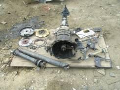 Механическая коробка переключения передач. Toyota Cresta, JZX90 Toyota Mark II, JZX90 Toyota Chaser, JZX90 Двигатель 1JZGTE