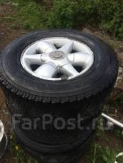 245/70R16 колёса terrano штатные. x16 6x139.70