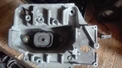 Опора ручки переключения трансмиссии. Nissan Tiida, C11, C11X Двигатель HR15DE