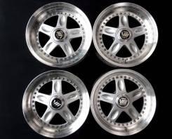 RAYS VOLK RACING. 8.0/7.0x16, 4x114.30, ET25/25, ЦО 73,1мм. Под заказ