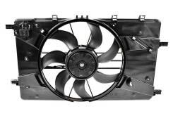 Вентилятор охлаждения радиатора. Chevrolet Cruze