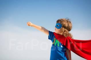 50% на посещение смены в детском лагере «Академия супергероев»