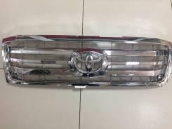 Решетка радиатора. Toyota Land Cruiser, HDJ101, FZJ100, FZJ105, HZJ105, HDJ100, UZJ100 Двигатели: 1HZ, 1FZFE, 2UZFE, 1HDFTE