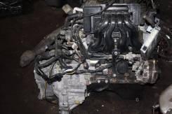 Двигатель в сборе. Mazda Autozam AZ-3 Mazda Familia Mazda Demio, DW5W Двигатель B5