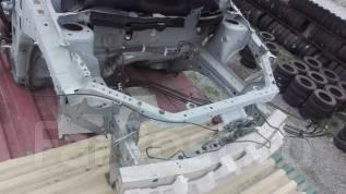 Жесткость бампера. Nissan Tiida Latio, SNC11 Двигатель HR15DE