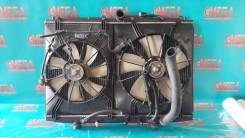 Радиатор охлаждения двигателя. Honda Odyssey, RA6, RA7, GH-RA6, GH-RA7, LA-RA7, LA-RA6 Двигатель F23A