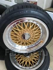 Комплект колёс. 8.5x17 4x100.00, 4x114.30 ET30 ЦО 73,1мм.