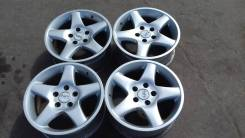 Bridgestone NR-595. 6.5x16, 5x114.30, ET38