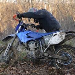 Yamaha YZ 450F. 450 куб. см., исправен, без птс, с пробегом