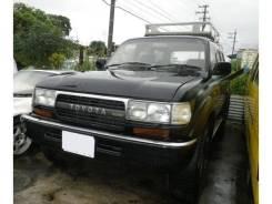 Toyota Land Cruiser. механика, 4wd, 4.2 (165 л.с.), дизель, 185 000 тыс. км, б/п, нет птс. Под заказ