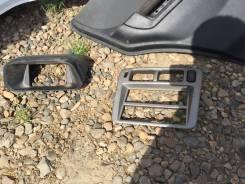 Консоль панели приборов. Mitsubishi Pajero iO