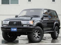 Toyota Land Cruiser. автомат, 4wd, 4.5 (215 л.с.), бензин, 172 000 тыс. км, б/п, нет птс. Под заказ