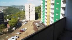 3-комнатная, улица Луговая 78. Баляева, агентство, 71 кв.м. Вид из окна днём