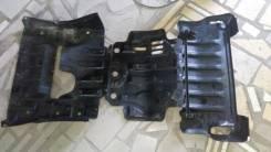 Защита двигателя. Mitsubishi Pajero, V45W Двигатель 6G74