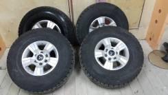 Продам комплект колес. 8.0x16 6x139.70 ET10 ЦО 110,0мм.