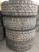 Bridgestone Dueler A/T D697. Всесезонные, износ: 40%, 4 шт