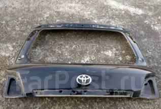 Крышка багажника. Toyota Land Cruiser