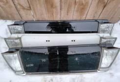 Накладка крышки багажника. Lexus LX570