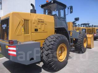 Lonking ZL50C. Погрузчик фронтальный Lonking (Longgong) ZL50C со склада в г. Кемерово, 9 726 куб. см., 5 000 кг.