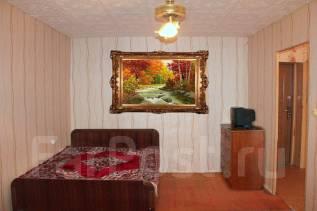 1-комнатная, улица Хабаровская 4. Железнодорожный, агентство, 30 кв.м.