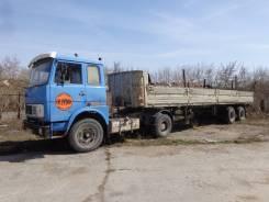 МАЗ 54323. Продам МАЗ-54323 с полуприцепом МАЗ 9397, 14 000 куб. см., 20 000 кг.