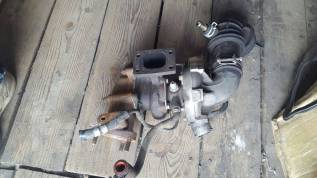 Турбина. Nissan Terrano Nissan Elgrand Двигатели: QD32ETI, QD32TI