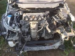 Двигатель в сборе. Honda: Stream, FR-V, CR-V, Civic, Crossroad Двигатели: R18A, R20A, D17A2, N22A1, R18A1, K20A9, R20A1, R20A2, K24Z1, N22A2, K24Z4, L...