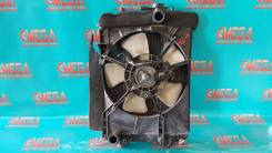 Радиатор охлаждения двигателя. Daihatsu Boon, M300S, M310S Toyota Passo, KGC15, KGC10 Двигатель 1KRFE