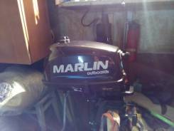 Marlin. 5,00л.с., 2-тактный, бензиновый, нога S (381 мм), 2016 год
