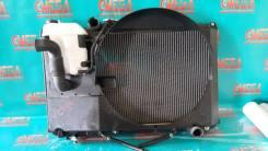 Радиатор охлаждения двигателя. Toyota Mark II, GX110, GX115 Двигатель 1GFE