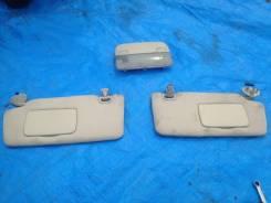 Козырек солнцезащитный. Subaru Legacy, BL5, BP5 Subaru Impreza WRX STI, GDB