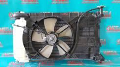 Радиатор охлаждения двигателя. Mitsubishi Colt Plus, Z23A, Z23W, Z24W, Z21A, Z22A, Z24A Mitsubishi Colt, Z24A, Z24W, Z23W, Z23A, Z22A, Z21A Двигатели...