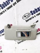 Козырек солнцезащитный. Subaru Legacy, BP9, BL5, BLE, BL9, BPE, BP5