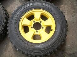 Узкая грязь на литьё Suzuki R16 700R16LT8PR. 5.5x16 5x139.70 ET22