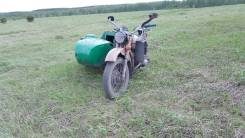 Урал. 650 куб. см., исправен, без птс, с пробегом