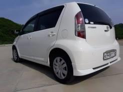 Toyota Passo. автомат, 4wd, 1.0 (71 л.с.), бензин, 125 тыс. км