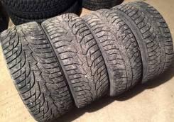 Bridgestone Ice Cruiser 7000. Зимние, шипованные, 2014 год, износ: 5%, 4 шт