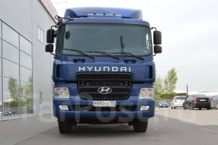 Hyundai HD500. , 12 344 куб. см., 17 500 кг.