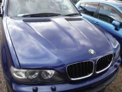 Капот. BMW X5, E53 Двигатель M54B30