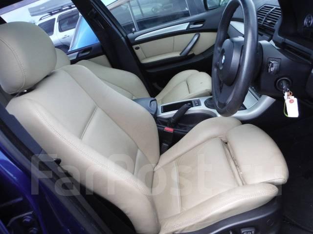Капот. Audi S BMW X5, E53 Двигатель M54B30