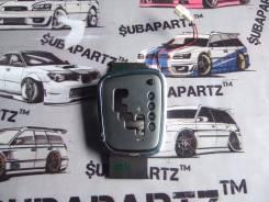 Консоль центральная. Subaru Legacy, BP9, BPE, BL5, BP5, BLE Двигатели: EJ204, EJ30D, EJ203, EJ20C, EJ253, EJ20X